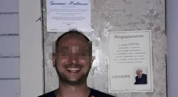 Incidente Jesolo foto selfie sotto epigrafe vittima Giovanni Mattiuzzo uno dei quattro ragazzi morti lascia il paese per troppe minacce - Leggilo