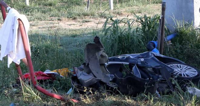 Incidente mortale a Sant'Andrea In Bagnolo provincia Cesena automobile ribaltata quattro giovani ragazzi romeni - Leggilo