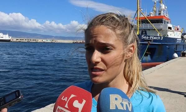 Giorgia Linardi Sea Watch - Leggilo