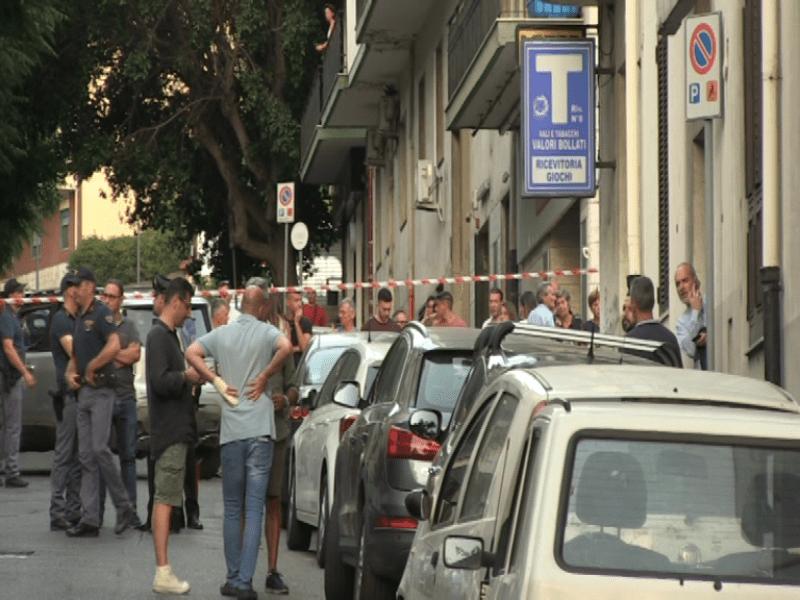 Reggio Calabria, uccisa una donna in tabaccheria - Leggilo