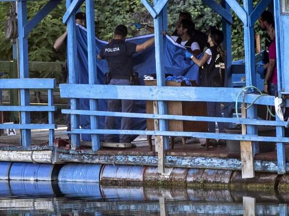 Roma bambina neonata morta fiume Tevere risultato esito autopsia asfissiata - Leggilo