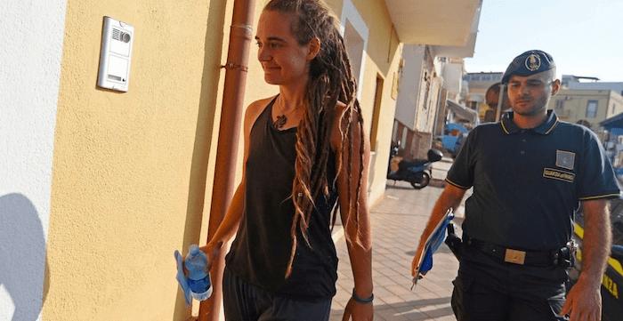 Carola Rackete arresto - Leggilo