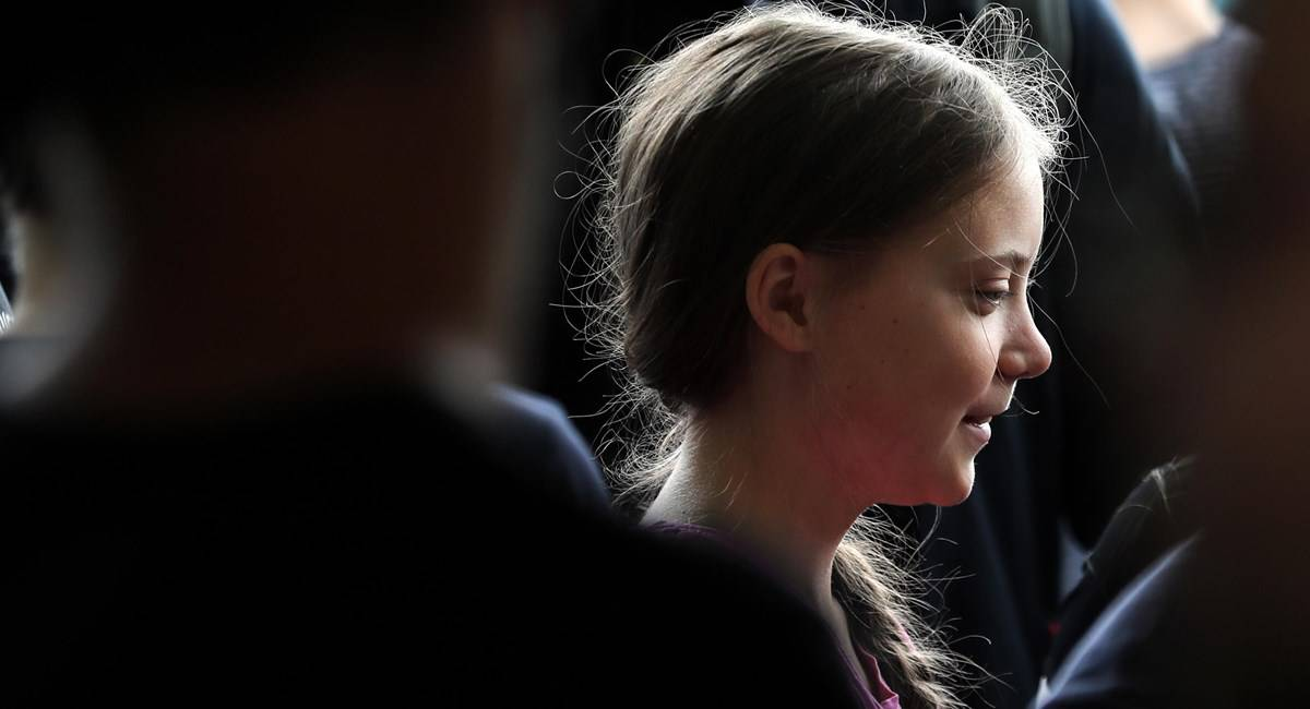 Greta Thunberg a Parigi - Leggilo