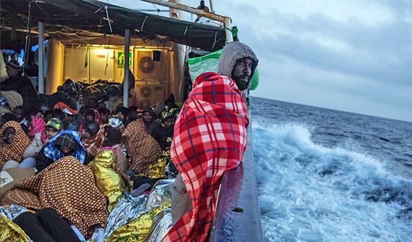 Migranti Ong Guardia costiera libica - Leggilo