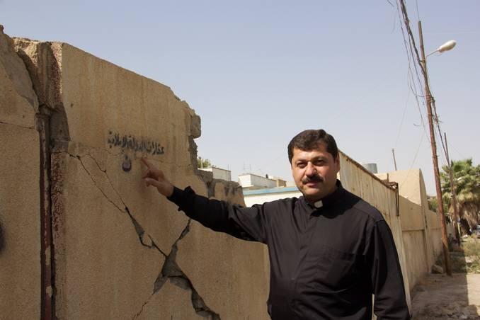 Vescovo Mosul nessuno vuole più tornare città - Leggilo