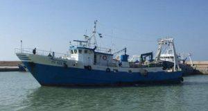 libia peschereccio