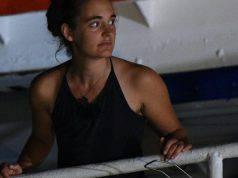 Carola Rackete parlamentari a bordo - Leggilo