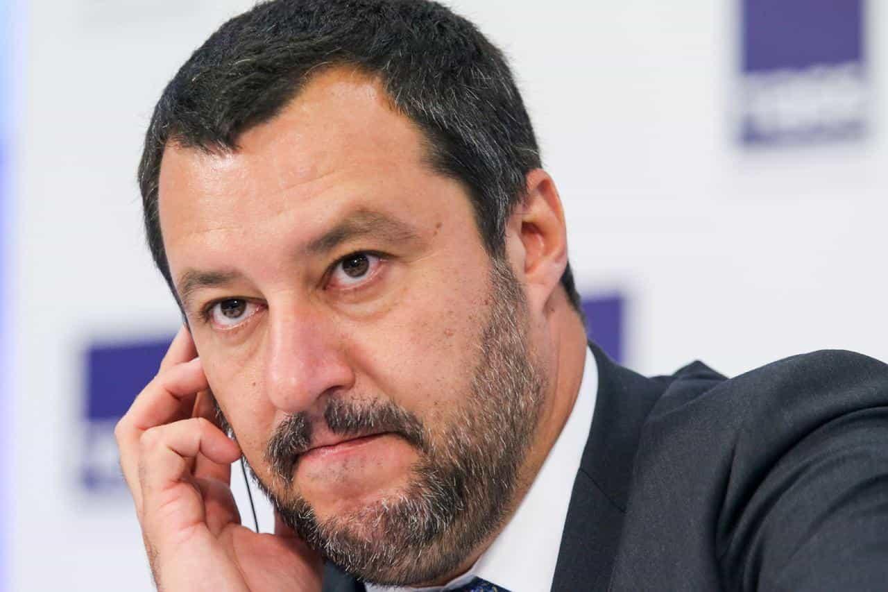 Toghe contro Salvini - Leggilo