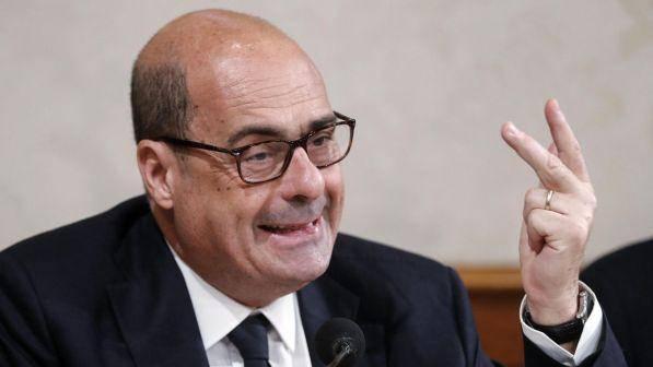 Zingaretti conte PD - Leggilo
