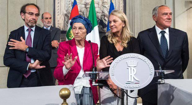 Crisi governo consultazioni Emma Bonino +Europa necessario nuovo esecutivo del fare e disfare come il decreto sicurezza bis e il tema migranti - Leggilo