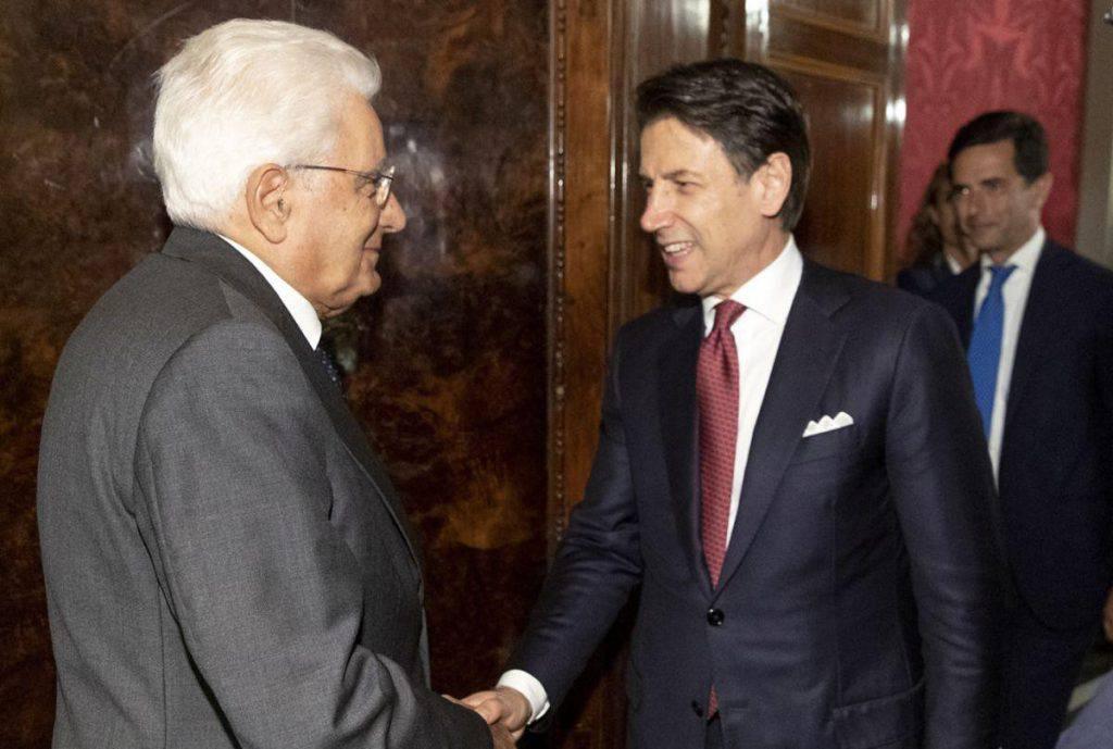 Governo M5s PD Nicola Zingaretti dice sì a Giuseppe Conte presidente del Consiglio chiesto da Luigi Di Maio e Sergio Mattarella lo convoca domani mattina al Colle - Leggilo