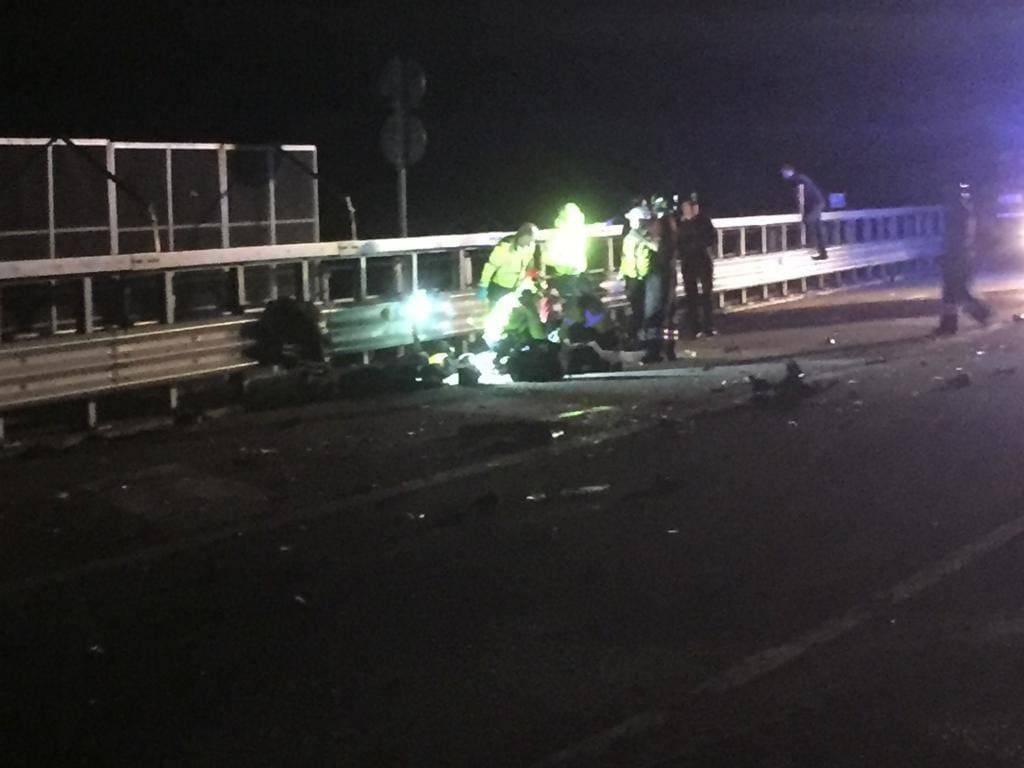 Incidente stradale mortale a Berzo Demo in provincia di Brescia Mario Cere Manuela Saviori morti marito moglie lasciata figlia bambina 12 anni - Leggilo