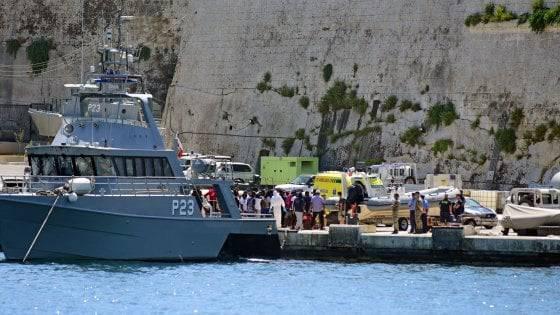 Alan Kurdi sbarca a Malta- Leggilo