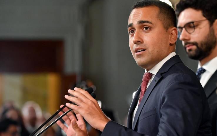crisi governo Di Maio tagli parlamentari - Leggilo