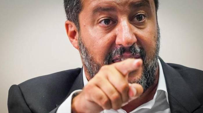 Salvini non mi dimetto - Leggilo