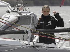 Greta Thunberg barca a vela tour - Leggilo