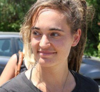 Carola Rackete intervistata dalla tv italiana