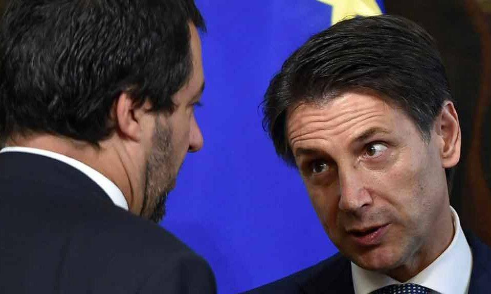 Conte Salvini malta migranti