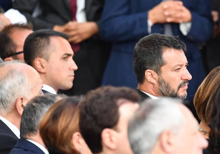Di Maio Salvini migranti - Leggilo