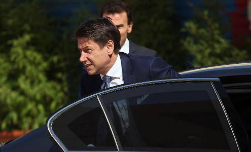 Giuseppe Conte Renzi, la telefonata - Leggilo
