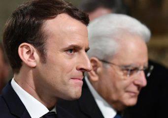 Macron Conte Trattati Immigrazione