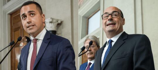 Manovra economica Zingaretti - Leggilo