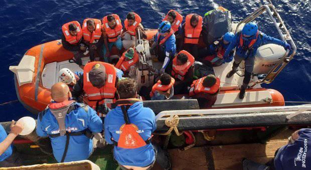La nave Mare Jonio sequestrata e multata dal Viminale