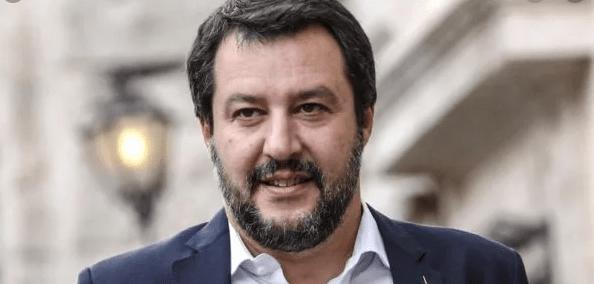 Matteo Salvini ed il nuovo Governo - Leggilo