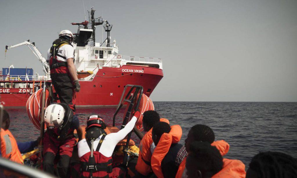 Migranti Ocean Viking Viminale assegnato porto sicuro di Messina - Leggilo