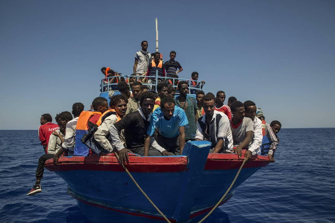 Migranti nuovi sbarchi Ocean Viking