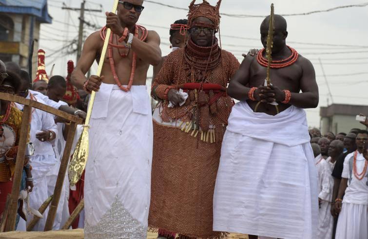 Ewuare II,Oba- Leggilo.Org