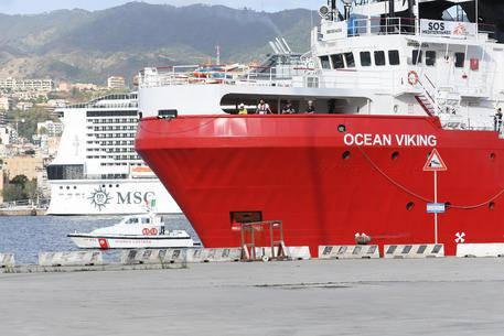 Ocean Viking arrestati scafisti