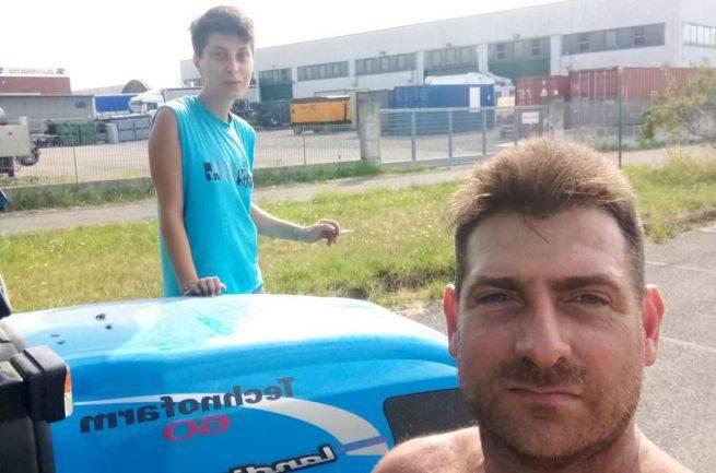 Scomparsi a Piacenza, la svolta: trovato Massimo Sebastiani
