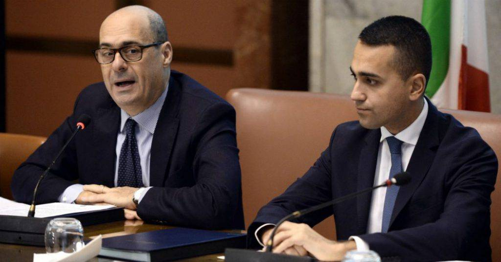 Pensioni quota 100 e governo Pd-M5S