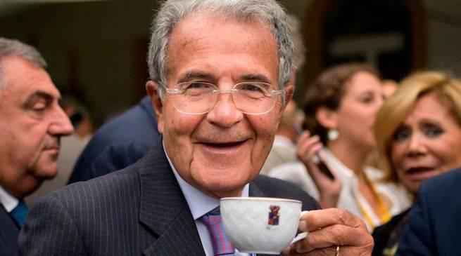 Romano Prodi benedice il nuovo governo italiano in Europa