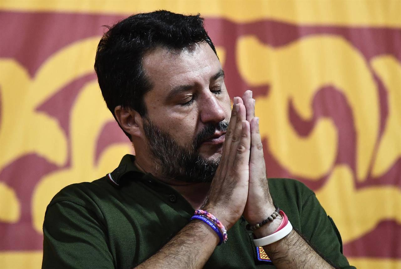 Salvini indagato per sequestro di persona - Leggilo.Org