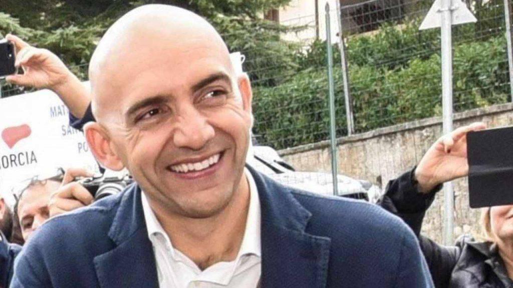 Vincenzo Bianconi candidato presidente Regione Umbria M5s PD accordo elezioni regionali Federalberghi imprenditore Norcia - Leggilo