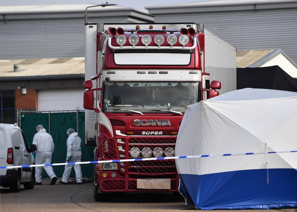 39 corpi trovati container - Leggilo