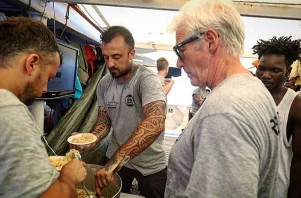 Chef Rubio calo ascolti programma tv poliziotti uccisi sparatoria Trieste - Leggilo