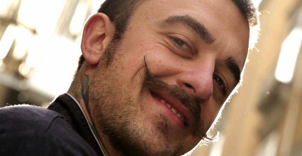 Chef Rubio minaccia Matteo Salvini - Leggilo.Org