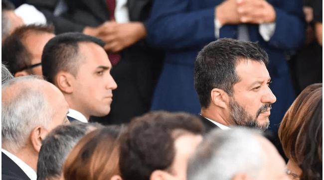 Di Maio Salvini sbarchi - Leggilo