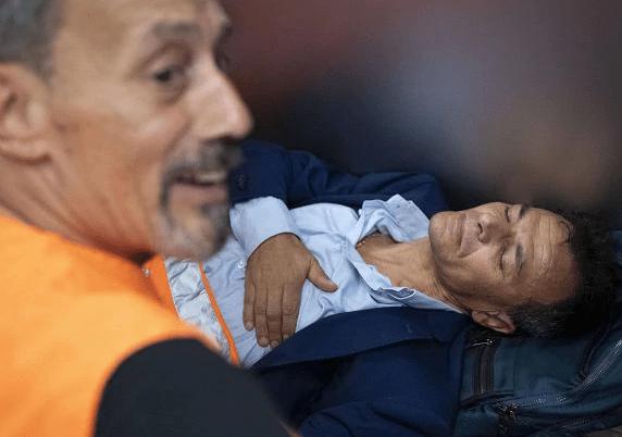 Fassina ferito dalla Polizia - Leggilo