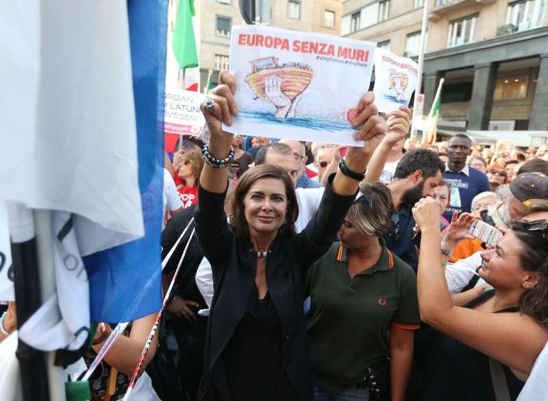 Laura Boldrini Ius Soli Ius Culturae - Leggilo