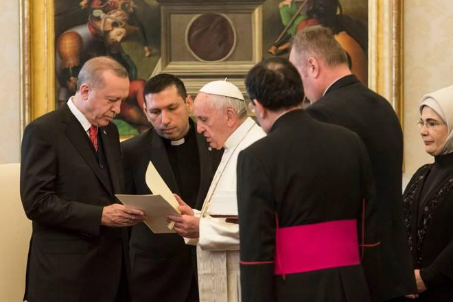 Papa Francesco Erdogan curdi - Leggilo.Org