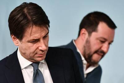 Conte attacca Salvini sul caso Fiber - Leggilo.Org