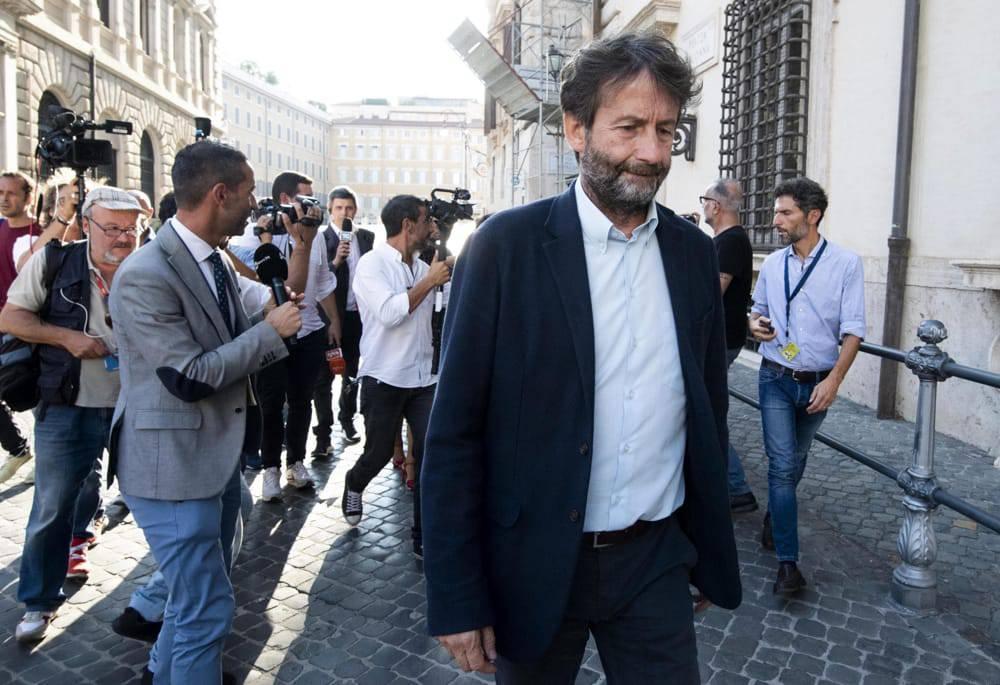 Dario Franceschini teme la crisi - Leggilo.Org