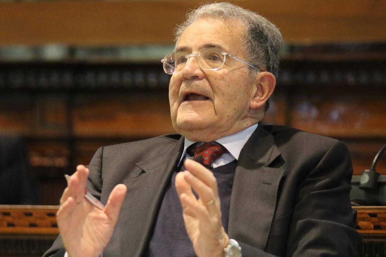 Flavia Franzoni Romano Prodi sardine - Leggilo.Org