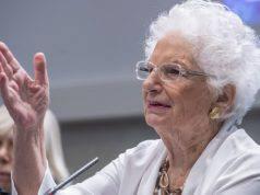 """Liliana Segre """"Non è proponibile mia candidatura"""" - Leggilo.org"""