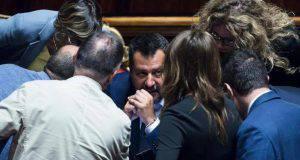 """Salvini al Corsera: """"Grillo vende il M5S al Pd, ma sono pronto ad accogliere chi fugge dal Movimento"""" - Leggilo.org"""