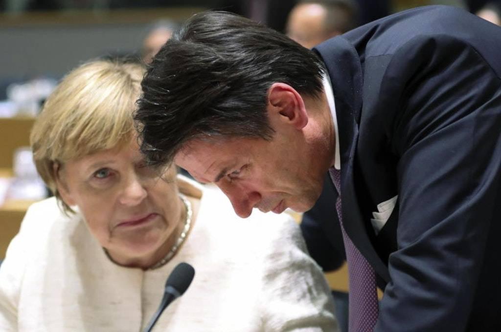 Merkel Conte migranti - Leggilo.Org
